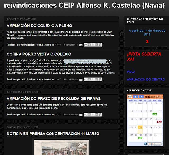 Blog ANPA CEIP Alfonso R Castelao