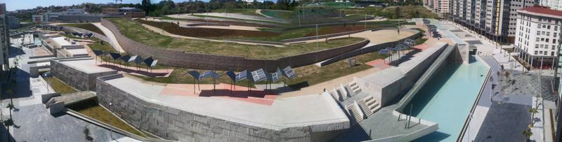 Panorámica Parque Navia