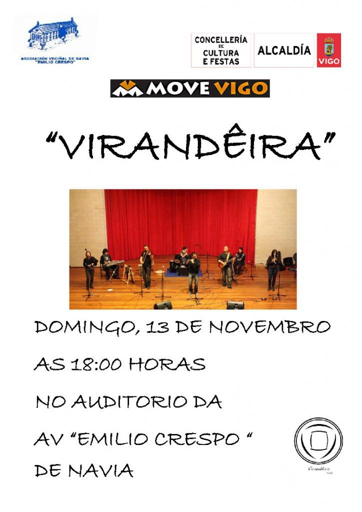 Actuación Virandèira