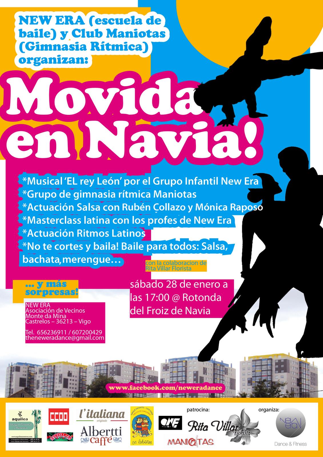 Movida en Navia!
