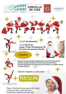 Cartel AVV Novo Vigo 21/12/2013