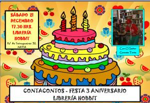 Contacontos Hobbit 21/12/2013