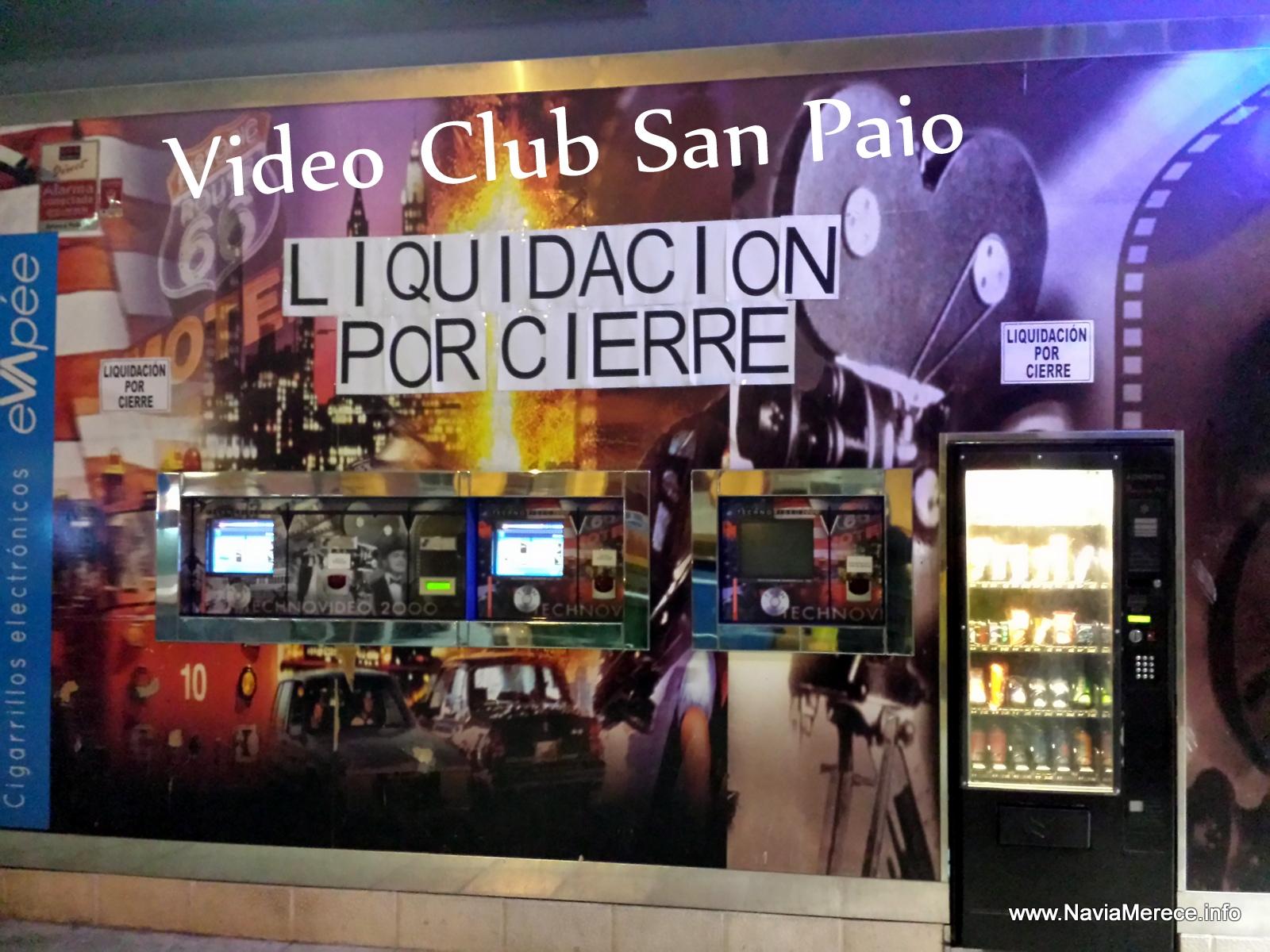 Cierra el videoclub del pau navia merece info - Liquidacion cocinas por cierre ...