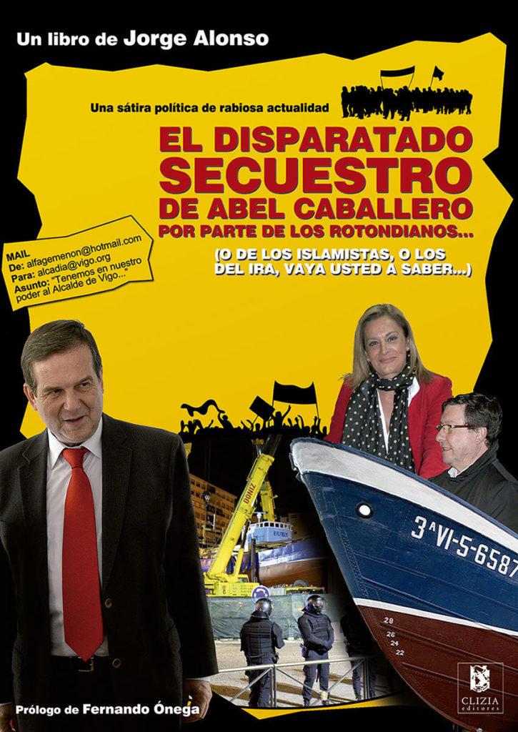 Libro Secuestro Abel Caballero